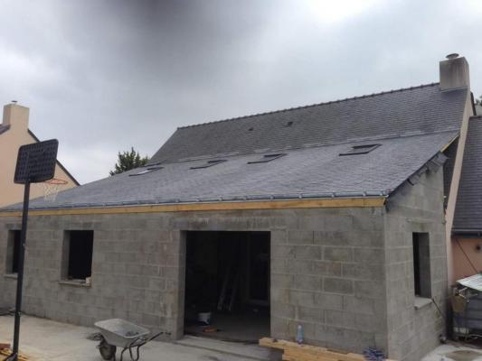 Couverture toit